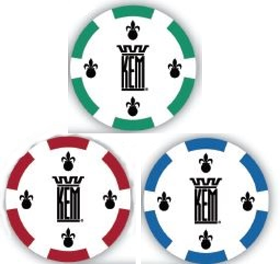 Kem Playing Cards - 100% Plastic Playing Cards